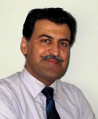 Hamidreza Shirbani